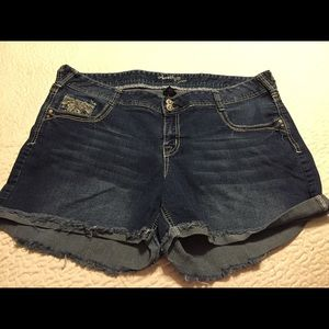 Amethyst Jeans shorts